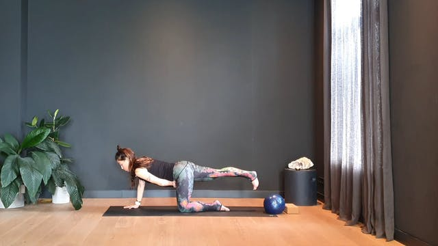 Week 2 Pilates w/ Rachel for the back
