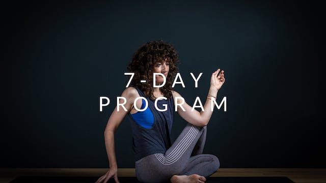 7-Day Program