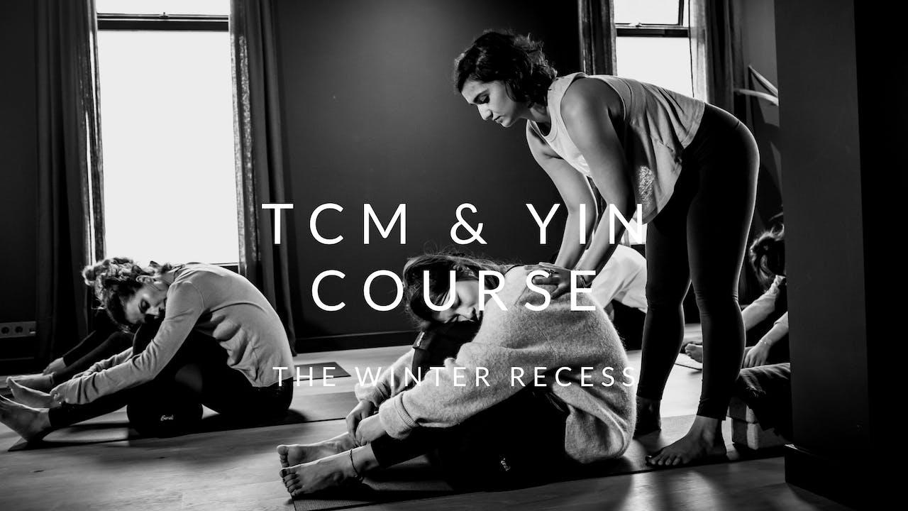 TCM & Yin Course - The Winter Recess