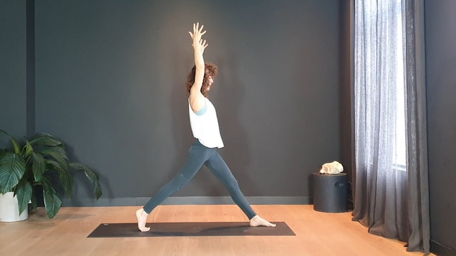 Flow w/ Roos for release after a meditation | 20 minutes