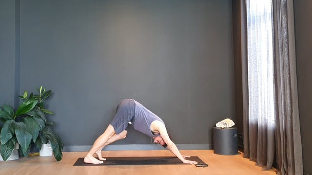 Week 3 Yin flow w/ Joe for the spine