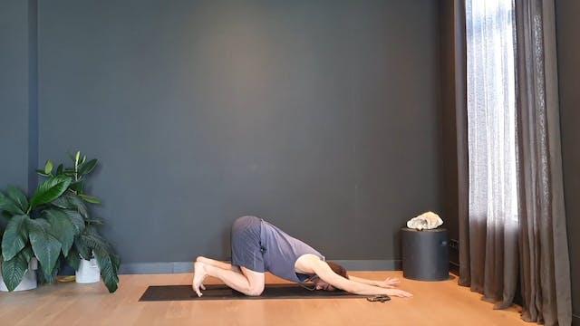 Week 1 Yin flow w/ Joe for opening the heart