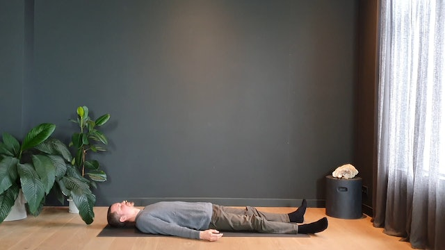 Body scan meditation w/ Marc to tune in | 13 minutes