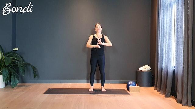 Pilates w/ Rachel for full body toning | 30 minutes