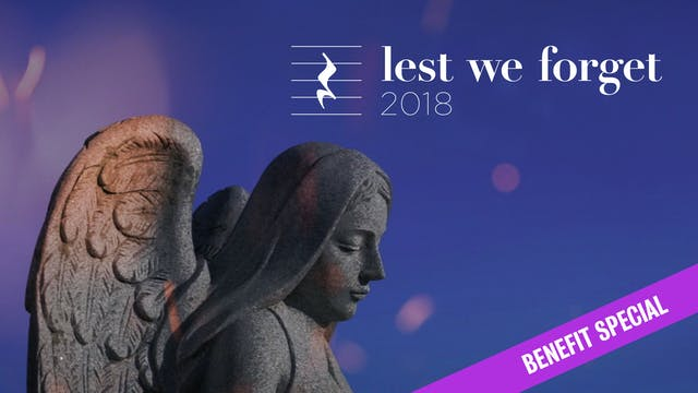 Lest We Forget 2018