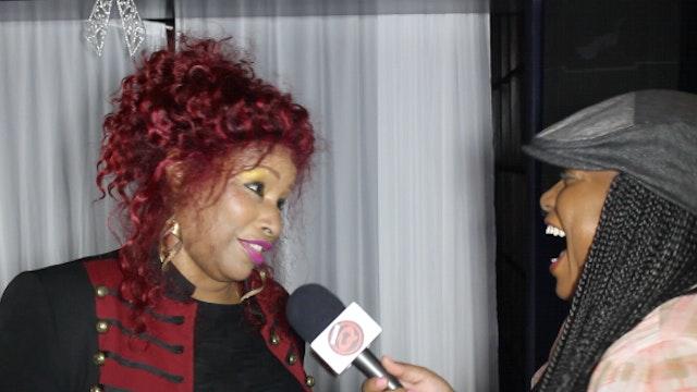 Quencie Interview Chaka Khan