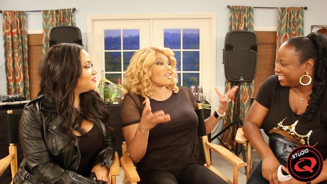 Quencie Interview Salt N Pepa