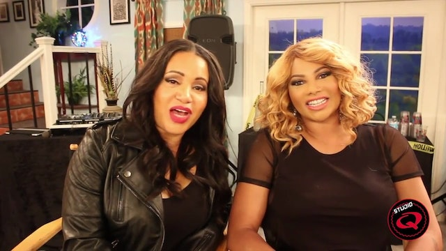 Salt N Pepa on Bounce TV's Family Time