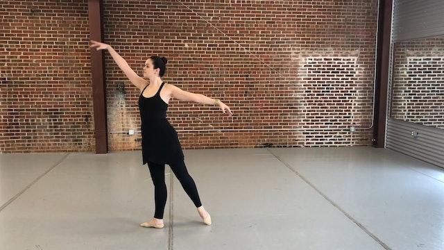 Stronger Ballet Technique