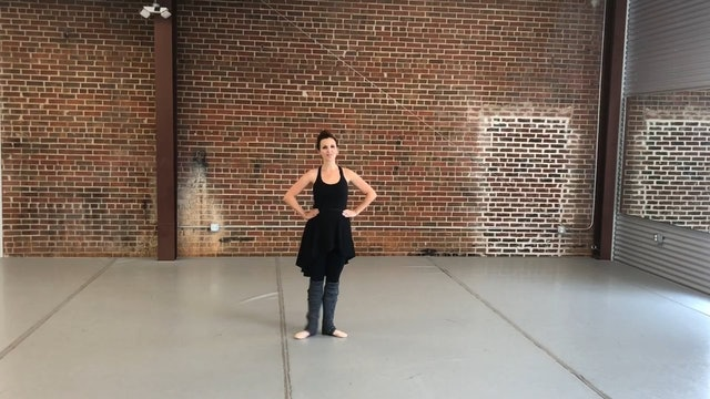 Isn't She Lovely Ballet Technique