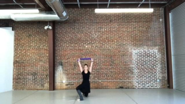 A Whole New World Ballet Prop Dance
