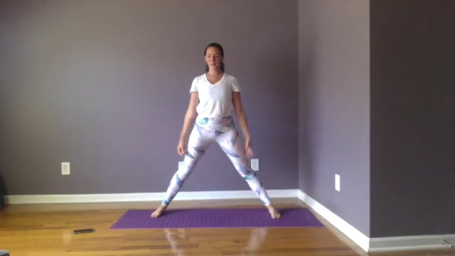 Yoga Shapes Class (Ms. Lindsey)