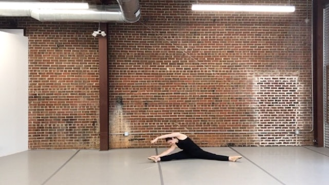 My Time Ballet Warm-Up