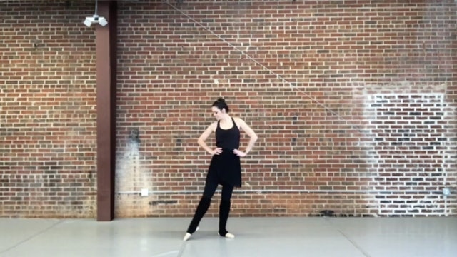 Octupus Garden Ballet Technique
