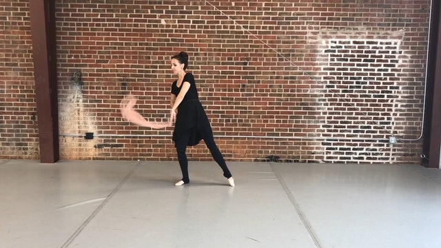 Fight Song Ballet Prop Dance