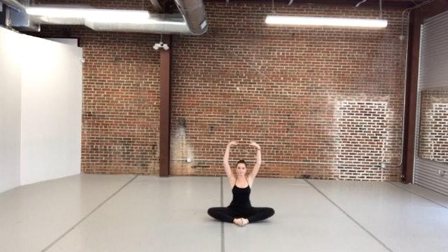 Ballerina Ballet Warm-Up