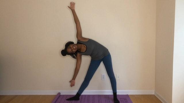 15 min Yoga Class (Ms. Ivy)