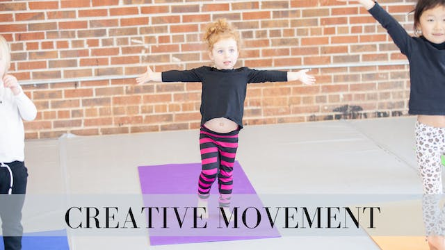 Creative Movement