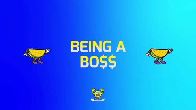 DON'T BE AN A$$HOLE 3: BOSS VS A$$HOLE BEHAVIORS