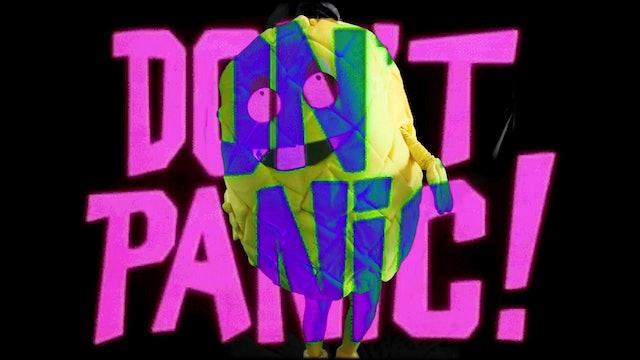 DON'T PANIC! Learn Emotional Regulation
