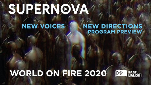 New Voices New Directions program pre...
