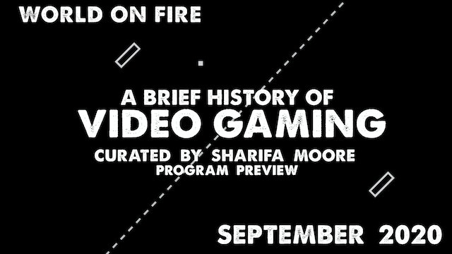 Brief History of Video Gaming Program Preview