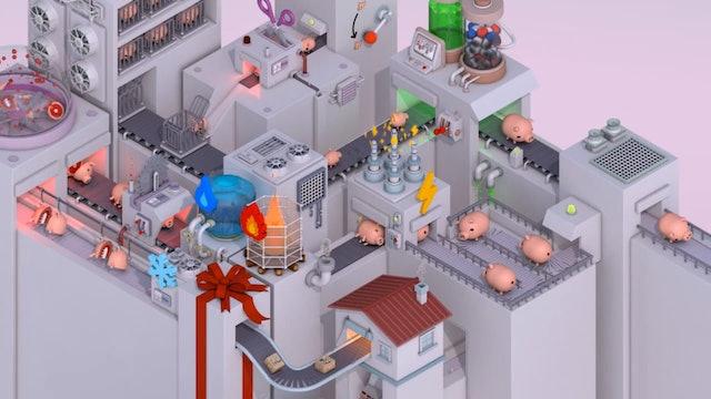 Factory Farming System