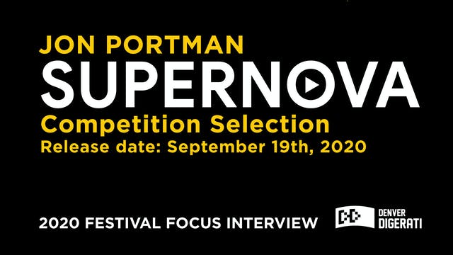 Jon Portman Interview