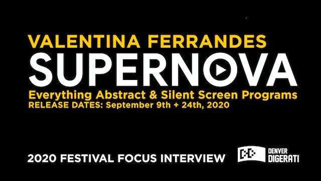 Interview with Valentina Ferrandes