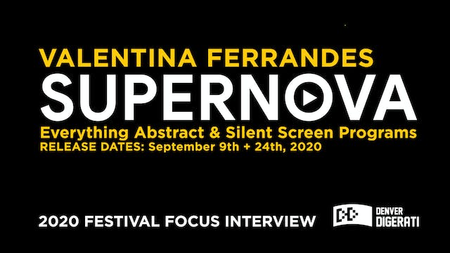Interview with Valentina Ferrandes