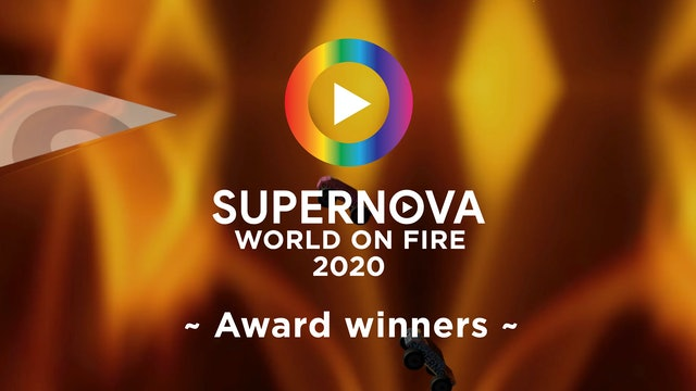 2020 Supernova Award Winners!