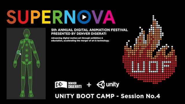 Unity BootCamp No. 4