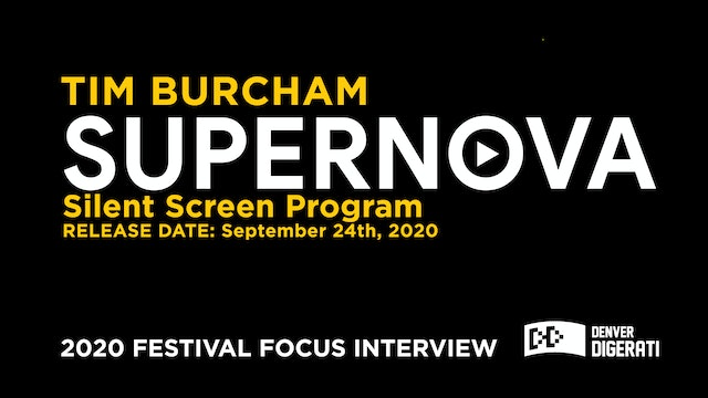 Interview with Tim Burcham