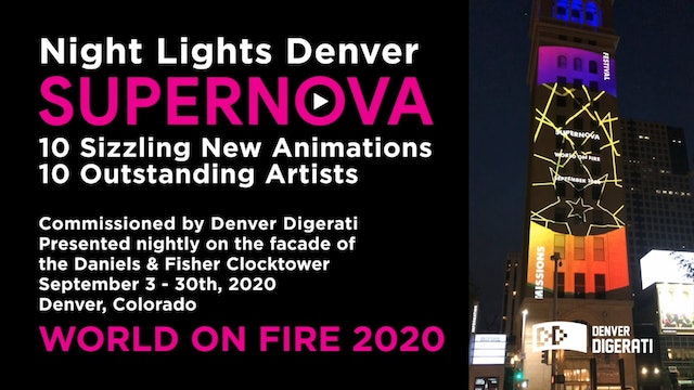 Night Lights Denver program preview