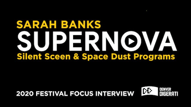 Interview with Sarah Banks