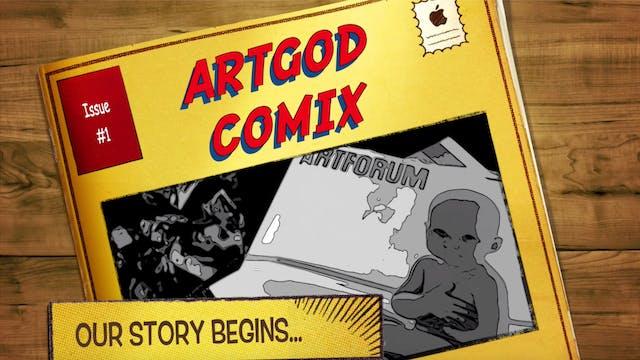 ARTGOD COMIX 1-3