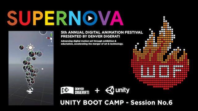 Unity Bootcamp No.6
