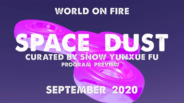 Space Dust Program Preview