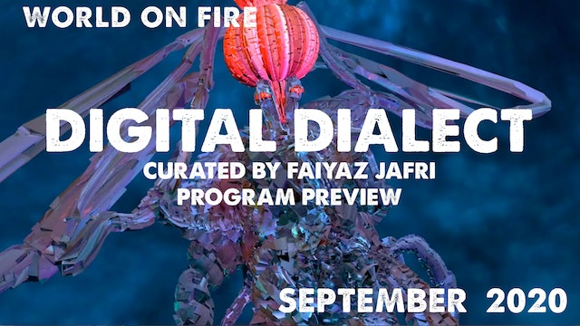 Digital Dialect - Parsons New School Student Animations preview