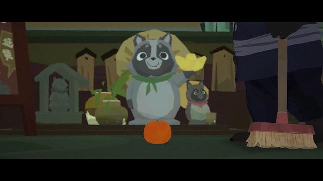 Tanuki Tangerine trailer