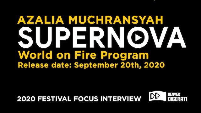 Interview with Azalia Muchransyah