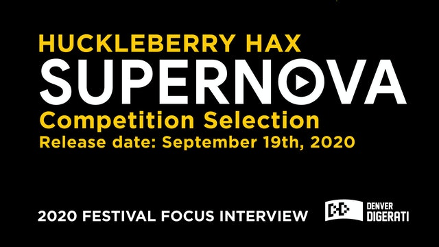 Interview with Huckleberry Hax
