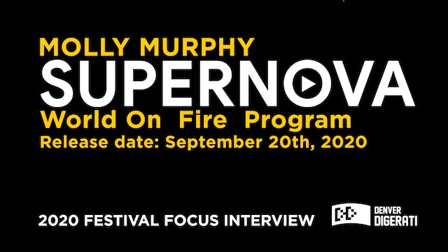 Interview with Molly Murphy