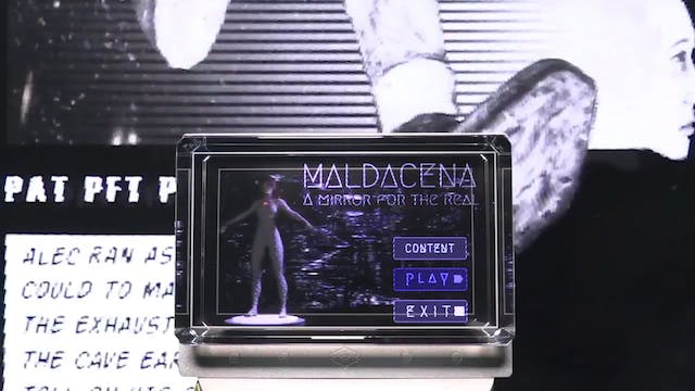 Maldacena : A Mirror For The Real tra...