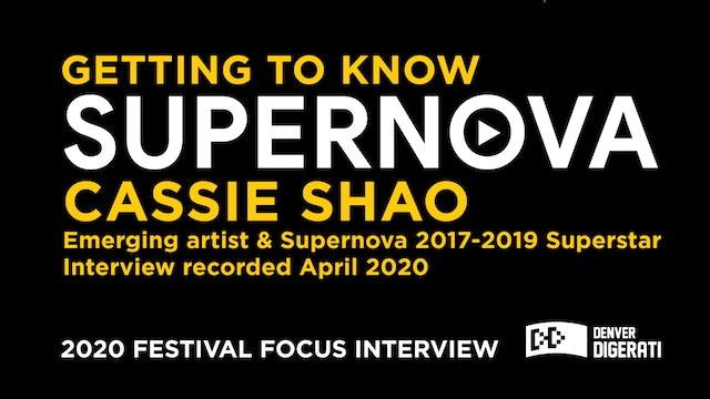 Interview with Cassie Shao