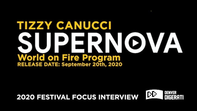 Interview with Tizzy Canucci