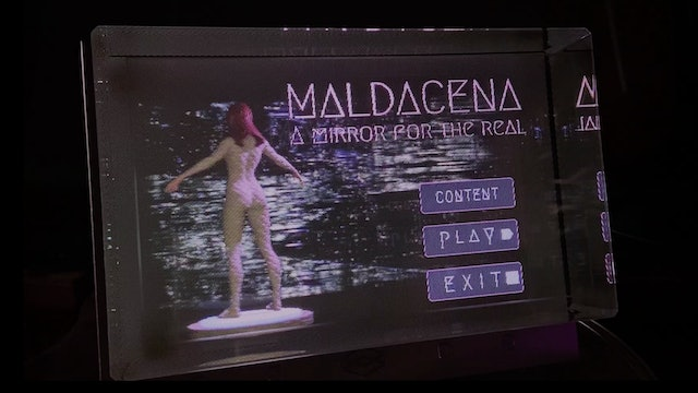 Maldacena : A Mirror For The Real