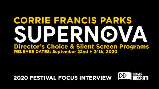 Interview with Corrie Francis Parks