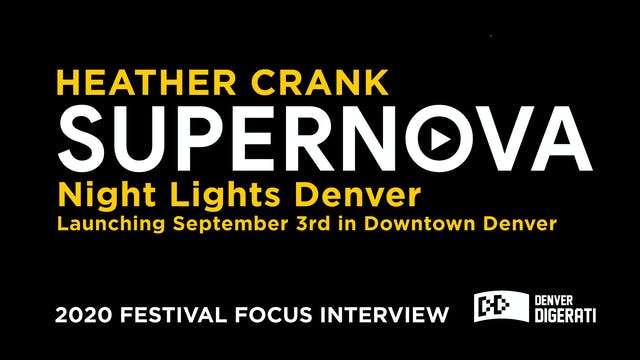 Interview with Heather Crank
