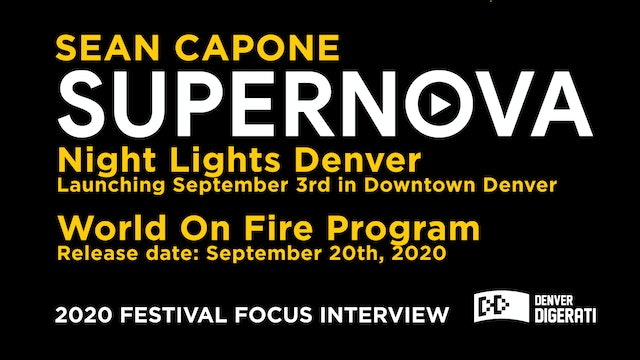 Interview with Sean Capone
